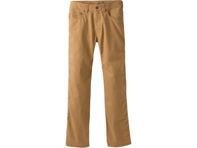 "Prana Bronson Pantalon 32"" Homme, embark brown"